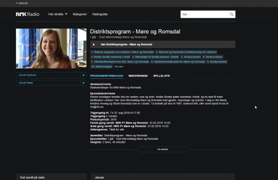 Frå NRK Møre og Romsdal sine nettsider.
