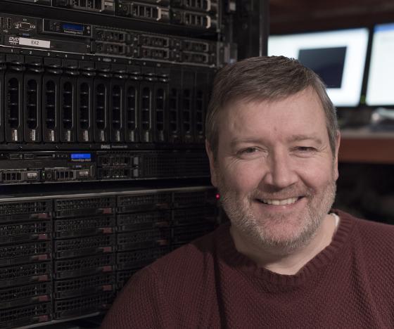 IT-rådgjevar Torbjørn Aasen. Foto: Anderson / SEDAK.