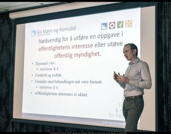Henrik Gullaker. Foto: Ragnar Albertsen, FylkesFOTOarkivet.